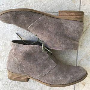 Dolce Vita Suede Desert Boots
